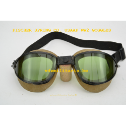 GOGGLES TYPE « AIRWAY » U.S. WW2