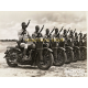 BOOTS US M-31 MOTORCYCLISTE, CAVALRY, WW2