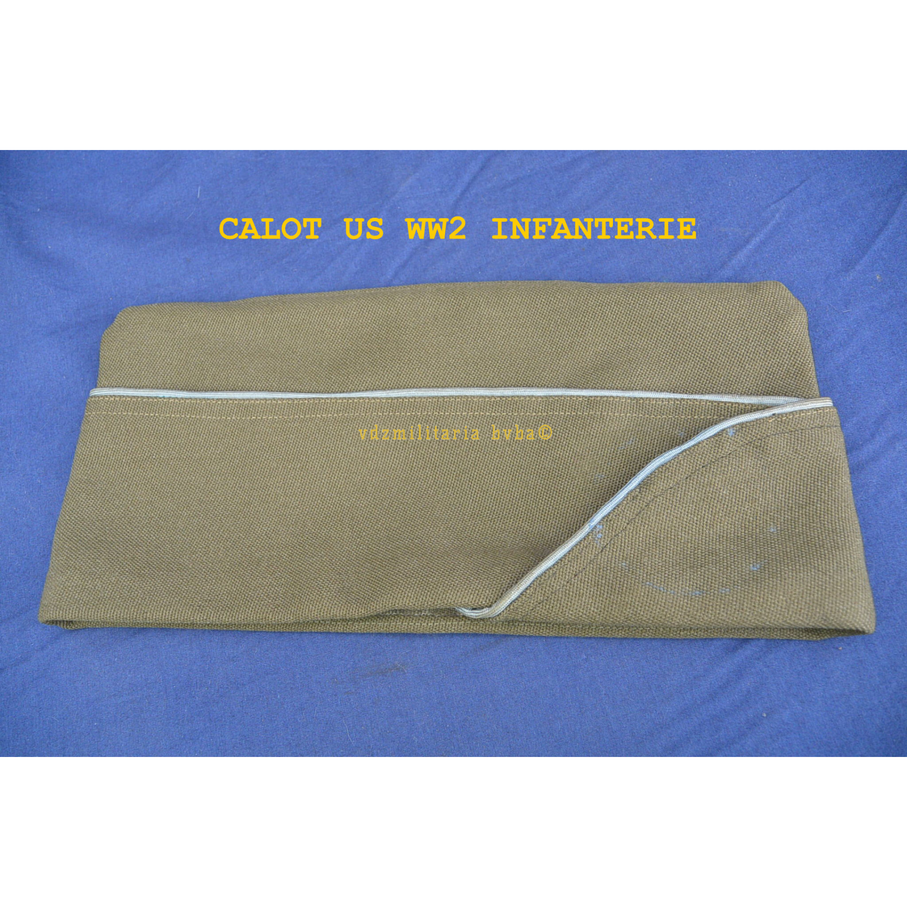 CAP, INFANTERY, US ARMY, WWII