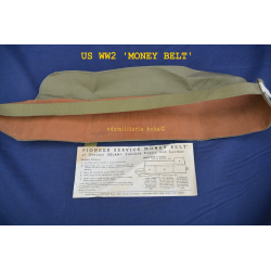 MONEY BELT U.S. ARMY , WWII