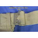 CARRIER SHOULDER STRAP DATED 1942+5CHARG, STEN, G.B.,WWII