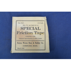 SPECIAL FRICTION TAPE 1943,U.S.,WWII