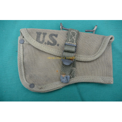 U.S.M-1910 , AXE, COVER, OD-3 ,1944, WW2