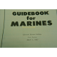 GUIDEBOOK for MARINES 1967-VIETNAM
