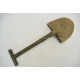 SHOVEL,INTRENCHING M-1910,DATED 1943+CARRIER,SHOVEL,U.S.,WW2