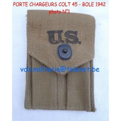 Porte chargeurs U.S. M-1923COLT.45 1911&191A1,WWII