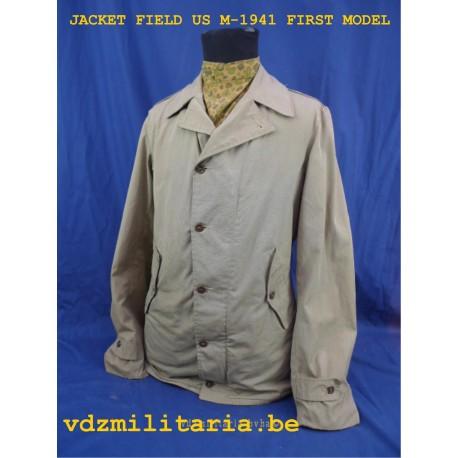 Jacket US M-1941 first model, Officer's