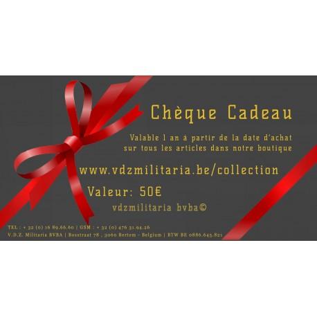 Check - gift!